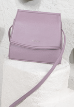 Load image into Gallery viewer, ERIKA AMETHYST Vegan Crossbody Handbag