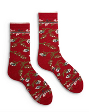 Load image into Gallery viewer, WOMEN'S FLORAL SOCK