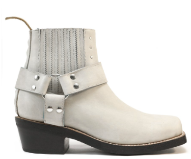 No. 2037 Offroad Ankle Harness Boot Bone