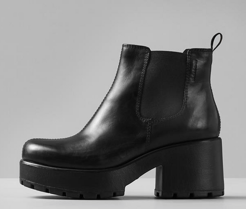 DIOON Chunky Platform Chelsea Boot