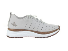 Load image into Gallery viewer, ALSTEAD DOVE GREY Vegan Suede Sneaker