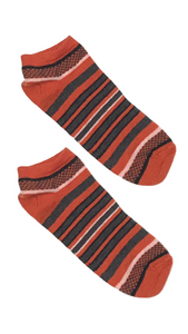 WOMEN'S COTTON SHORTIE SOCKS