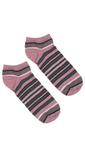 Load image into Gallery viewer, WOMEN'S COTTON SHORTIE SOCKS