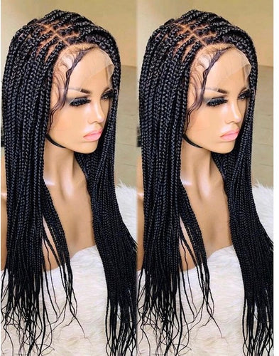 Knotless Braided Wig Unit