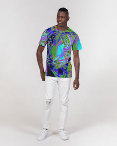 Carlos Daniels - Fauvista - 3 Men's Everyday Pocket Tee