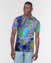 Load image into Gallery viewer, Carlos Daniels - Fauvista - 3 Men's Slim Fit Short Sleeve Polo