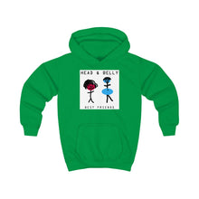 Load image into Gallery viewer, Kids Hoodie - Head & Belly - Best Friends