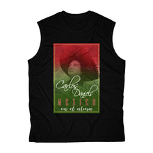Load image into Gallery viewer, Carlos Daniels - Mexico En El Alma - Men's Sleeveless Performance Tee