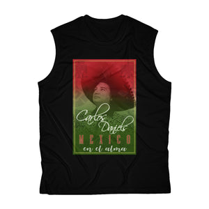 Carlos Daniels - Mexico En El Alma - Men's Sleeveless Performance Tee