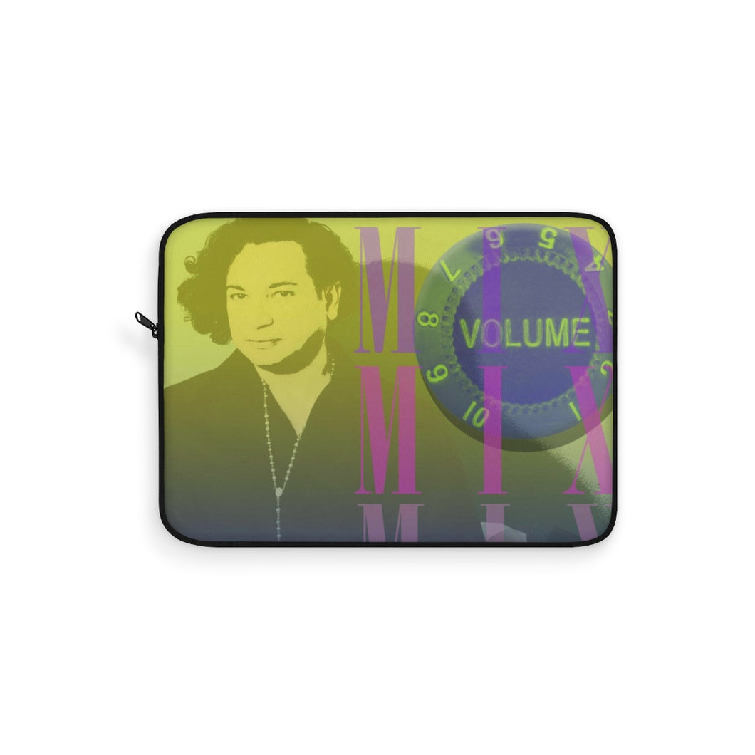 Carlos Daniels - MIX - Threshold - Laptop Sleeve