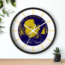 Load image into Gallery viewer, Carlos Daniels - Enamorado 1 - Wall Clock