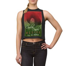 Load image into Gallery viewer, Carlos Daniels - Mexico En El Alma - Women's Crop top