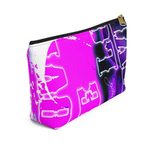 Load image into Gallery viewer, Love 3 - Accessory Pouch w T-bottom