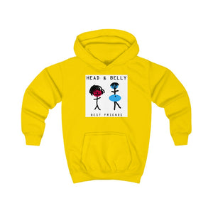 Kids Hoodie - Head & Belly - Best Friends