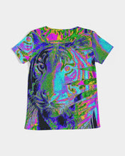 Load image into Gallery viewer, Carlos Daniels - Fauvista - 3 Women's V-Neck Tee