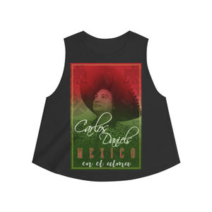 Carlos Daniels - Mexico En El Alma - Women's Crop top