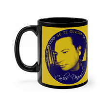 Load image into Gallery viewer, Carlos Daniels - Enamorado 2 - Black Mug 11oz