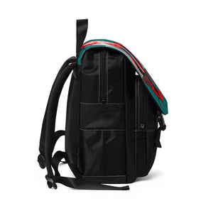 Carlos Daniels - MIX - Unisex Casual Shoulder Backpack