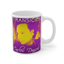 Load image into Gallery viewer, Carlos Daniels - Transicion 1 - Mug 11oz