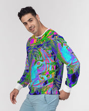 Load image into Gallery viewer, Carlos Daniels - Fauvista - 3 Men's Classic French Terry Crewneck Pullover