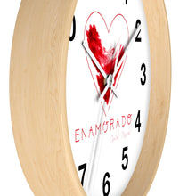 Load image into Gallery viewer, Carlos Daniels - Enamorado 11 - Wall Clock