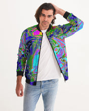 Load image into Gallery viewer, Carlos Daniels - Fauvista - 3 Men's Bomber Jacket