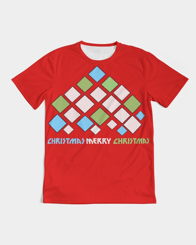 Carlos Daniels - Merry Christmas Diamonds Men's Tee