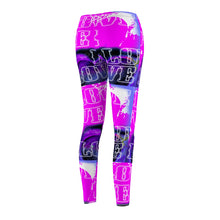 Load image into Gallery viewer, Love 3 - Women's Leggings