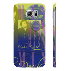 Carlos Daniels - MIX - THRESHOLD - Wpaps Slim Phone Cases