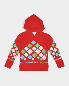 Carlos Daniels - Merry Christmas Diamonds Kids Hoodie
