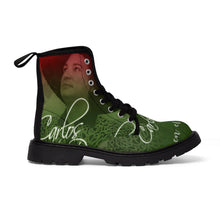 Load image into Gallery viewer, Carlos Daniels - Mexico En El Alma - Men's Canvas Boots