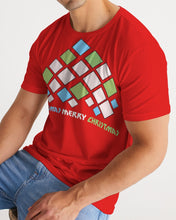 Load image into Gallery viewer, Carlos Daniels - Merry Christmas Diamonds Men's Tee