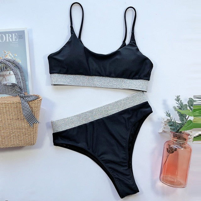 Naomi Colorblock Set