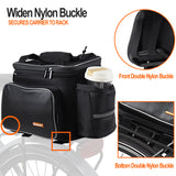 Bike Rear Rack Bag - onwaybike