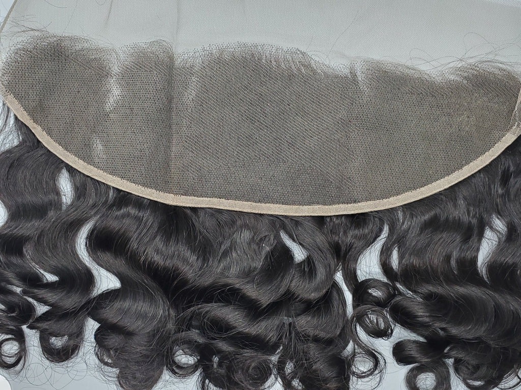"""Vixen""- Peruvian Loose Curly 13x4 Frontal"