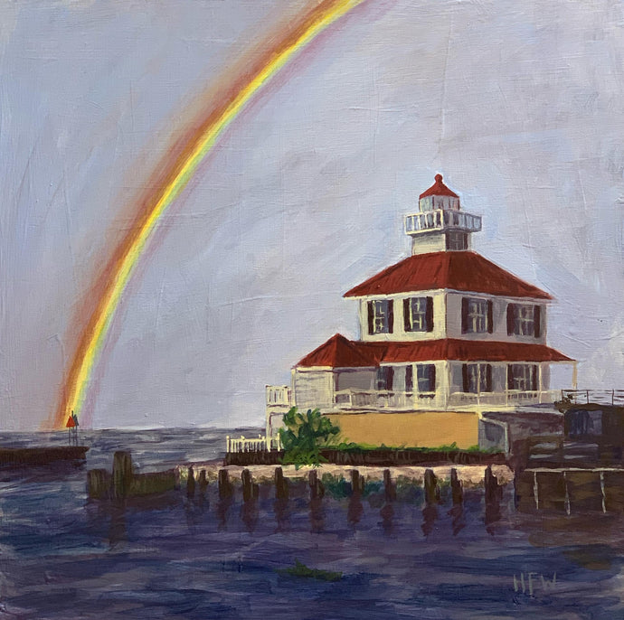 New Canal Lighthouse, 12