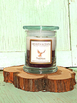 10 oz Candle- Tradition Scent