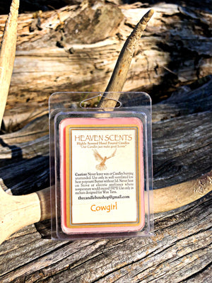 Wax Melts- Cowgirl Scent