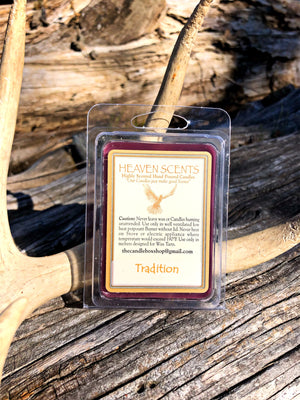 Wax Melts- Tradition Scent