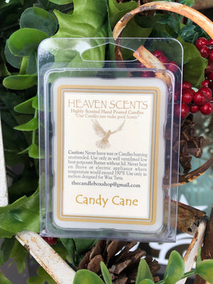 Wax Melts- Candy Cane Scent