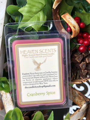 Wax Melts- Cranberry Spice Scent