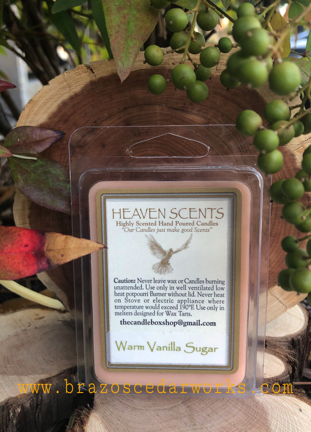 Wax Melts- Warm Vanilla Sugar Scent