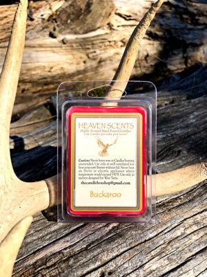 Wax Melts- Buckaroo Scent