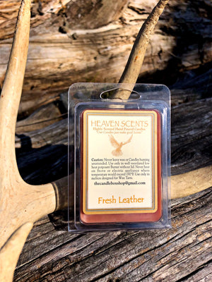 Wax Melts- Leather Scent