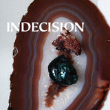 Lithotérapie - Intention Indecision - Pierres