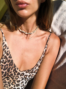 Be Mine Jaspe Dalmatien Necklace