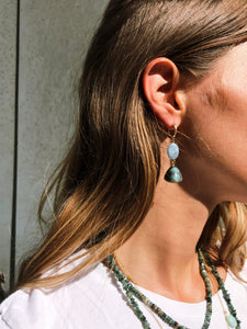 Magic On The Ear Emeraude Earring