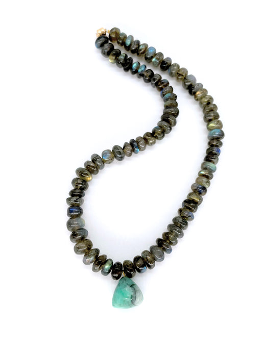 Make The Day Labradorite Necklace