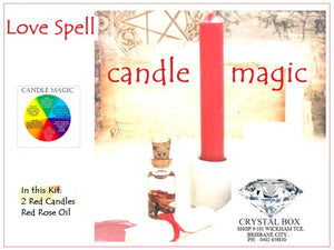Love Candle Kit