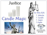 Justice Candle Kit